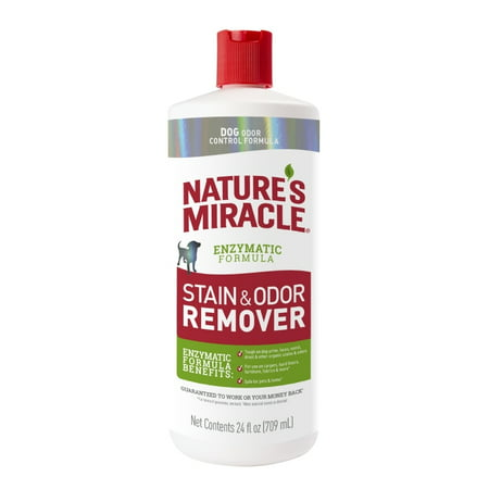 Nature's Miracle Stain and Odor Remover for Dogs,
