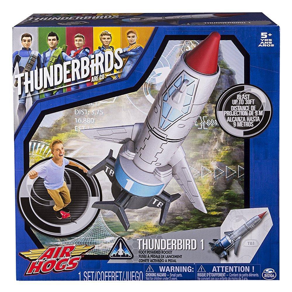 Spin Master Air Hogs - Thunderbird 1 Stomp Rocket