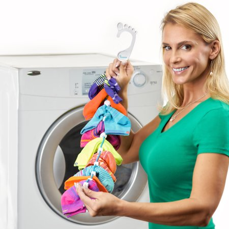 SockDock ® - Sock Organizer & Laundry Tool (Set of 2)