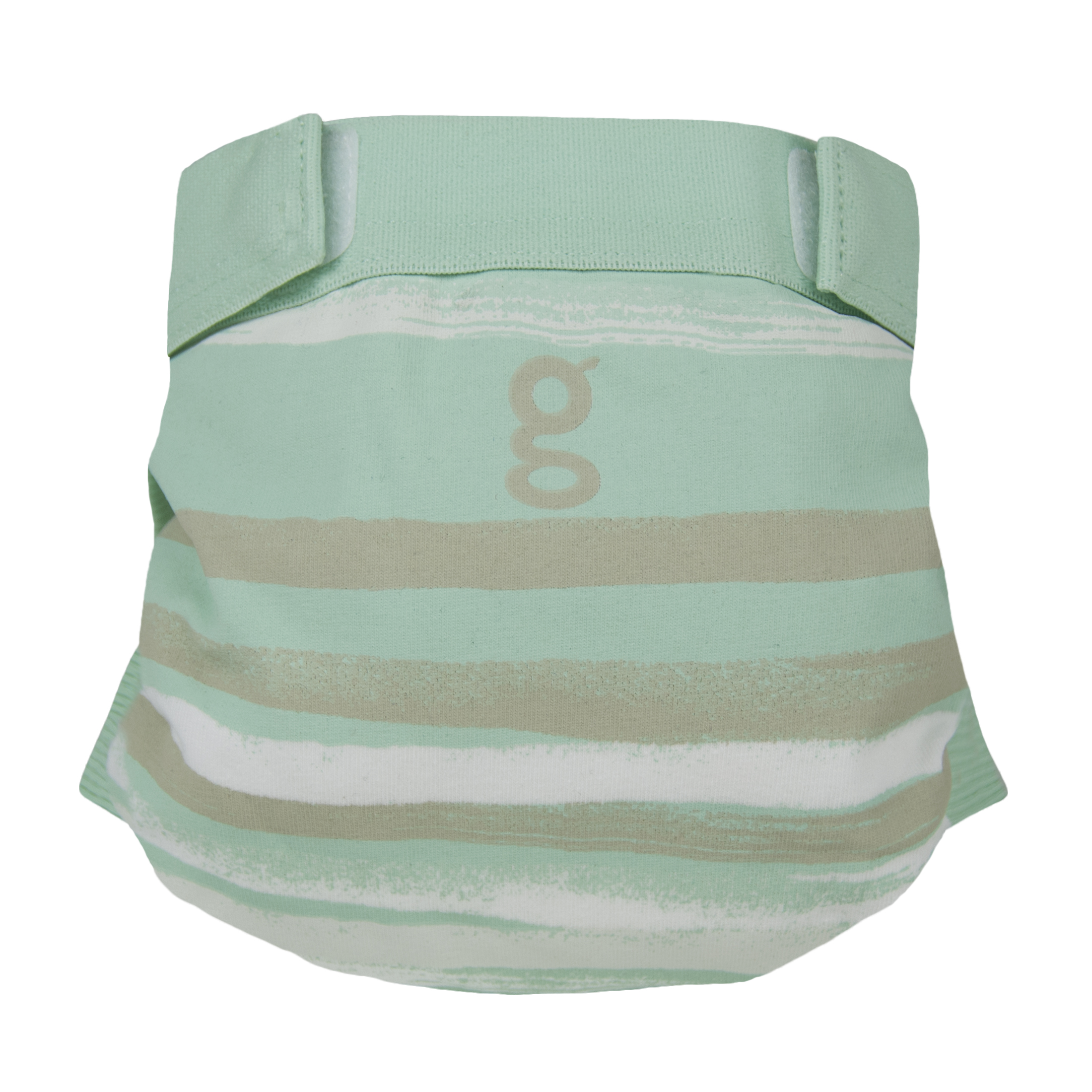 gDiapers Gee I Love the Sea gPants, Blue