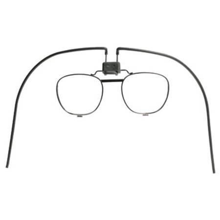 North by Honeywell Metal Spectacle Kit For North 7600 Series Full Facepiece (Best Spectacle Frames For Round Face)