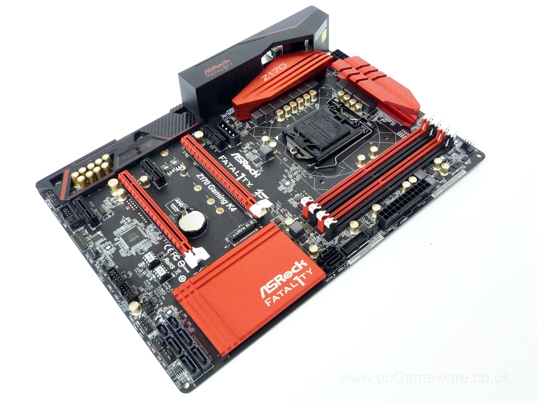 ASRock Fatal1ty Z170 Gaming K4/D3 Intel RST Drivers for Mac