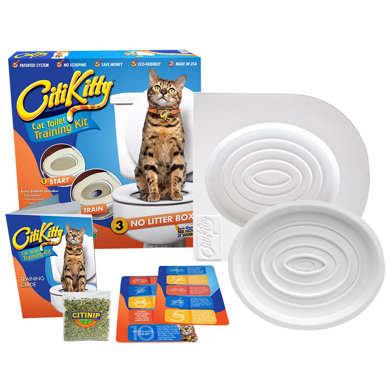 CitiKitty Cat Toilet Training Kit - Walmart com