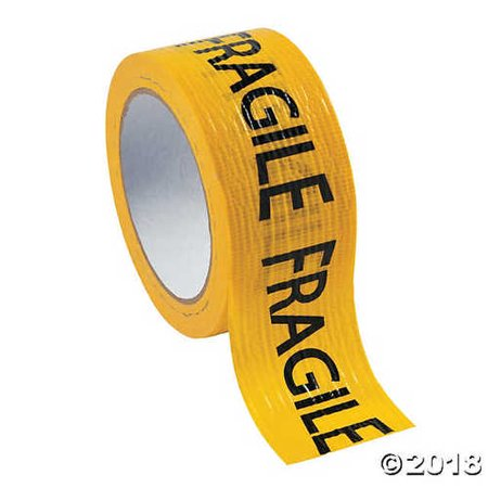 Fragile Duct Tape Carbon Express Type