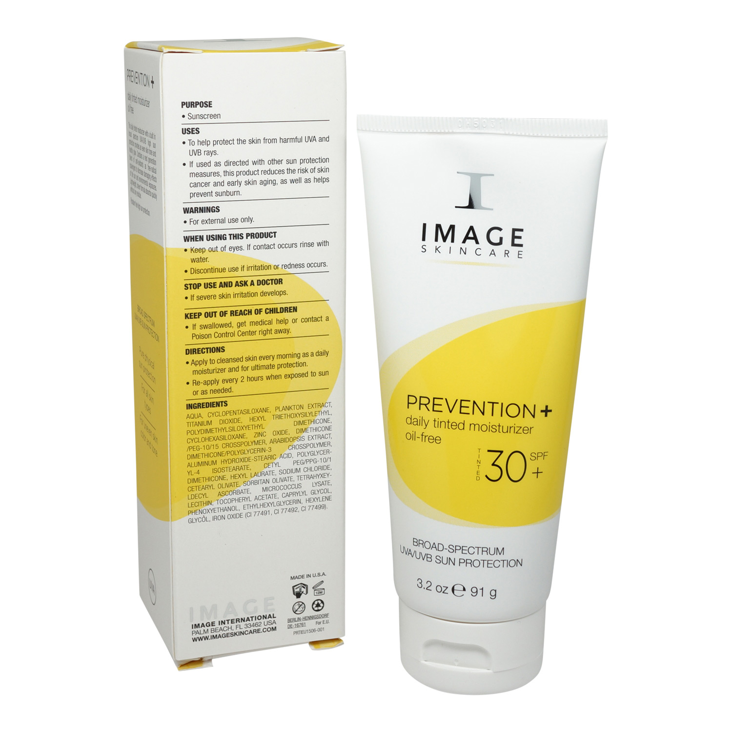 Image Skin Care Image Skincare Prevention Plus Daily Tinted Oil