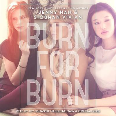 Burn for Burn - Audiobook (Not That Kind Of Girl Siobhan Vivian)