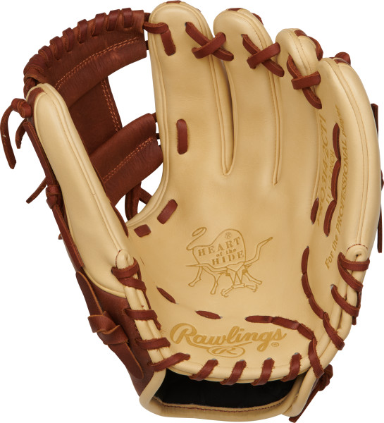 """Rawlings 11.5"""" Heart of the Hide Baseball Glove, Right Hand Throw by Rawlings"""