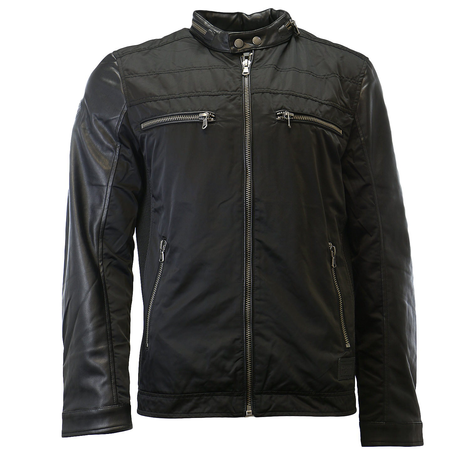 Buffalo Jahip Hooded Casual Jacket - Mens