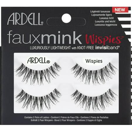 99428cc95a1 Ardell Wispie Faux Mink Lash, 2 pairs - Walmart.com
