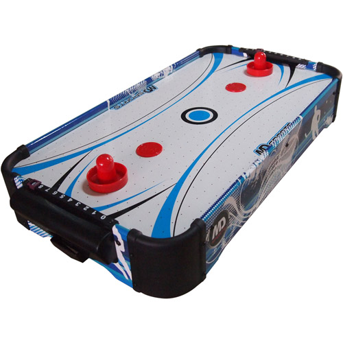"""MD Sports 24"""" Tabletop Air Powered Hockey Table"""