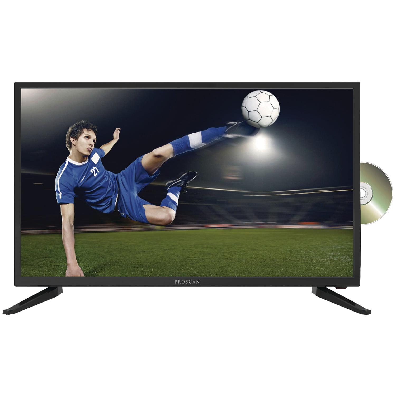 """Proscan PLDV321300 32"""" 720P D-LED HDTV/DVD Combo"""