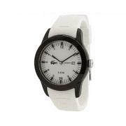 Advantage Silicone Mens Watch - White