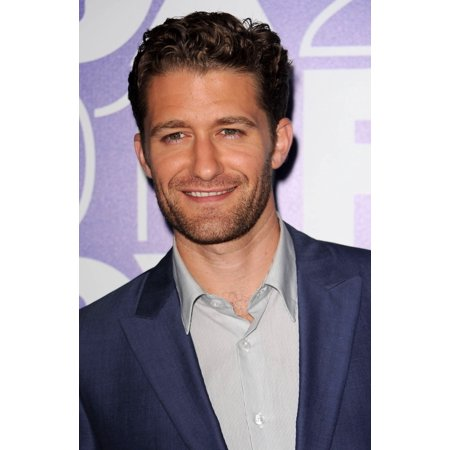 Matthew Morrison In Attendance For Fox 2010 Upfront Programming Presentation Post Party Wollman Rink In Central Park New York Ny May 17 2010 Photo By Kristin CallahanEverett Collection