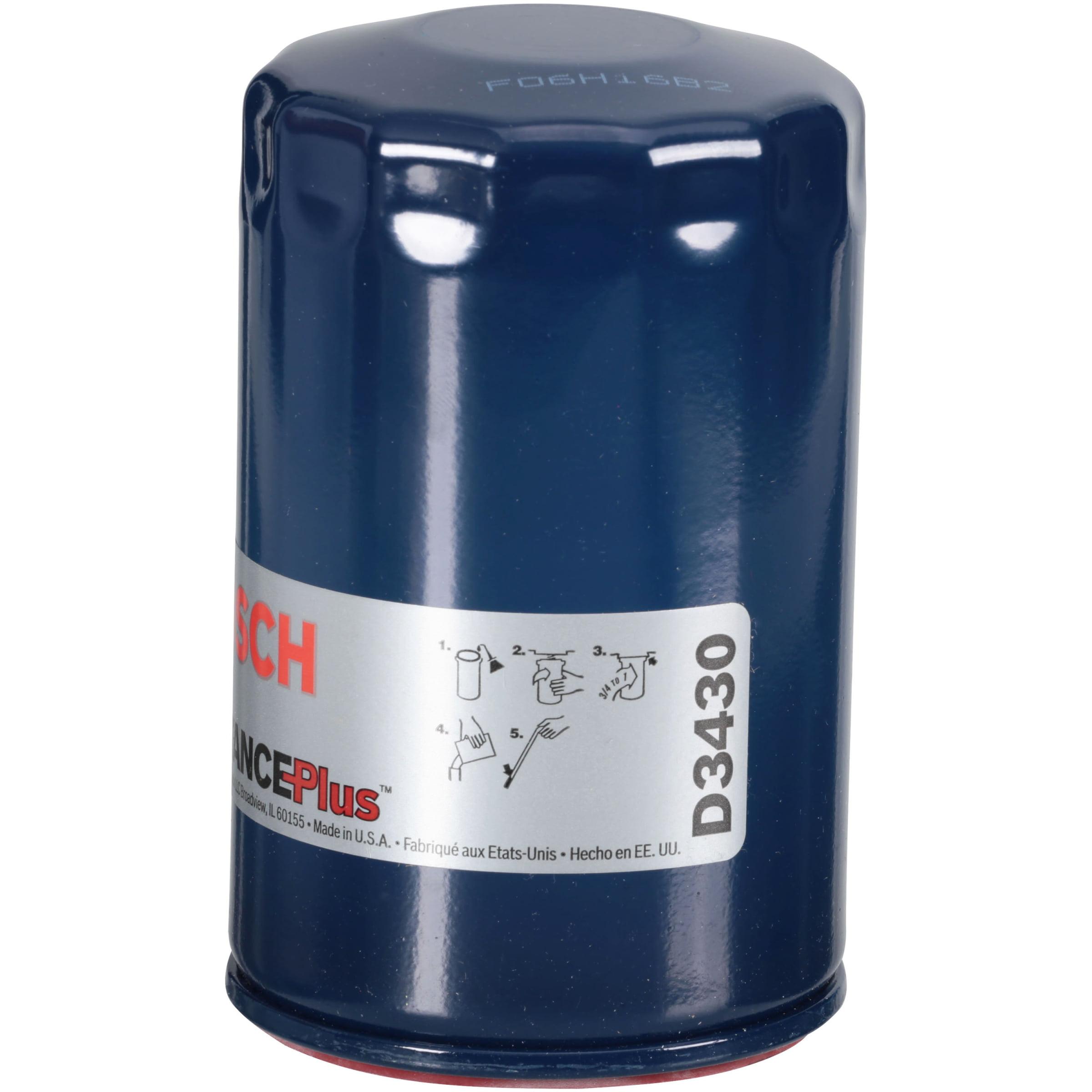 Bosch DistancePlus™ D3430 Oil Filter