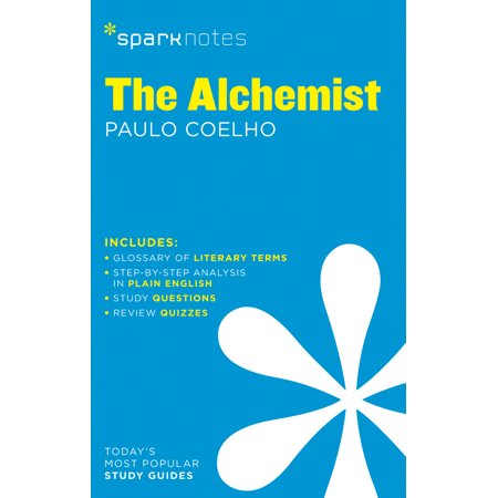 Sparknotes: The Alchemist (Sparknotes Literature Guide) (So Far From The Bamboo Grove Sparknotes)