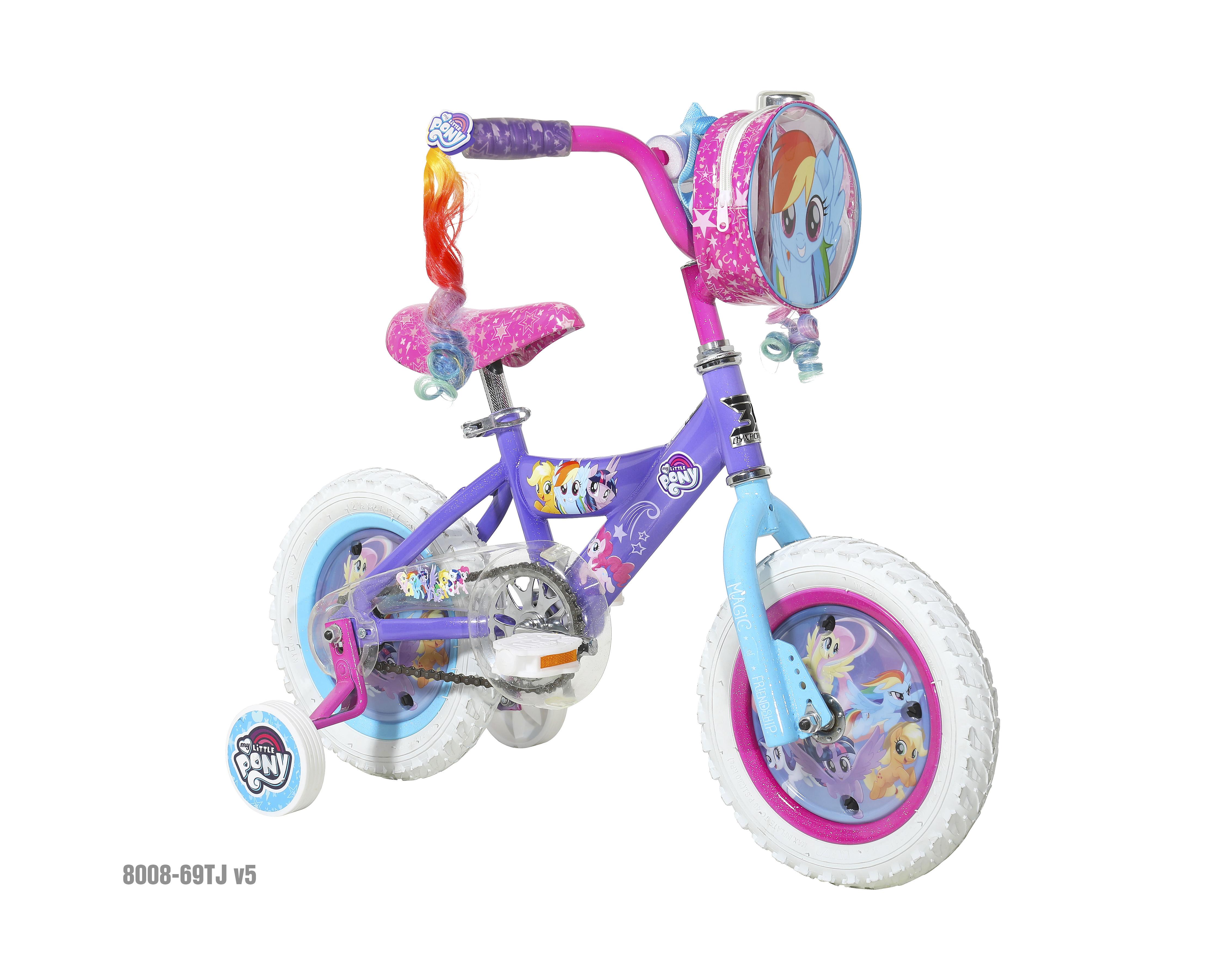 12″ My Little Pony Girls' Bike...