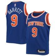 RJ Barrett New York Knicks Nike Youth Swingman Jersey - Icon Edition - Royal