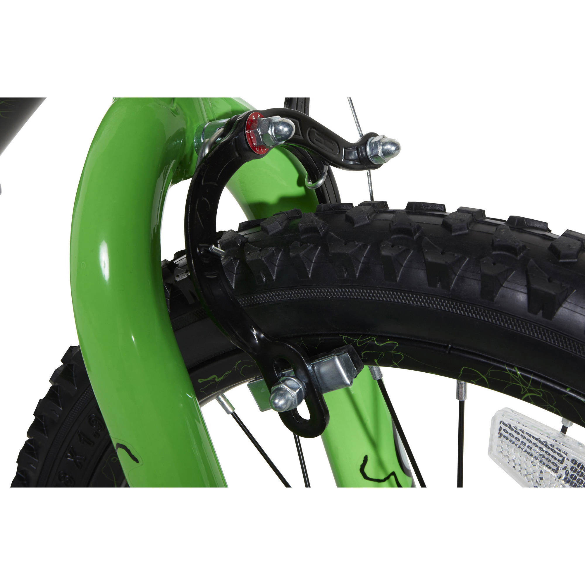 2x Black Tyre 18 x 2.0 52-355 Kids Childs Bicycle Bike