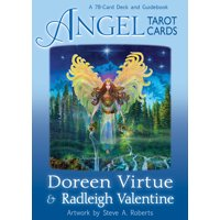 Angel Tarot Cards: A 78-Card Deck and Guidebook (Other)
