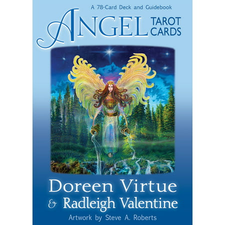 Angel Tarot Cards : A 78-Card Deck and Guidebook ()