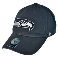 32813351de7 Product Image  47 Brand Clean Up NFL Seattle Seahawks Navy Adjustable Cap