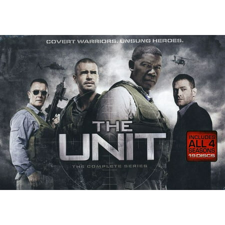- The Unit: The Complete Series
