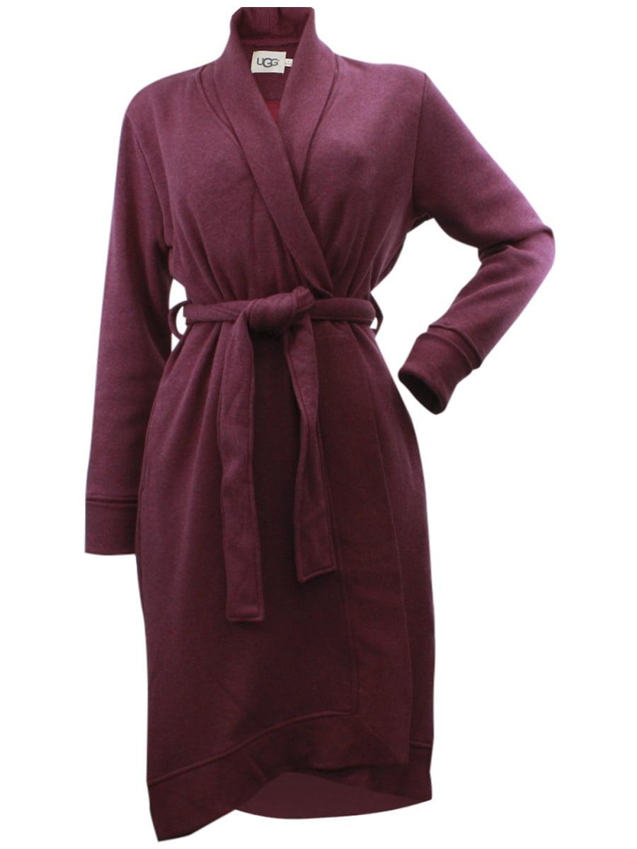 a3402044f8 UGG - Ugg Women s Karoline Lonely Hearts Heather Shawl Collar Robe -  Walmart.com