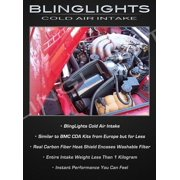 BMW E30 E32 E34 E36 E46 318i 325i M3 Cold Air Intake Motor Engine Performance CAI Kit