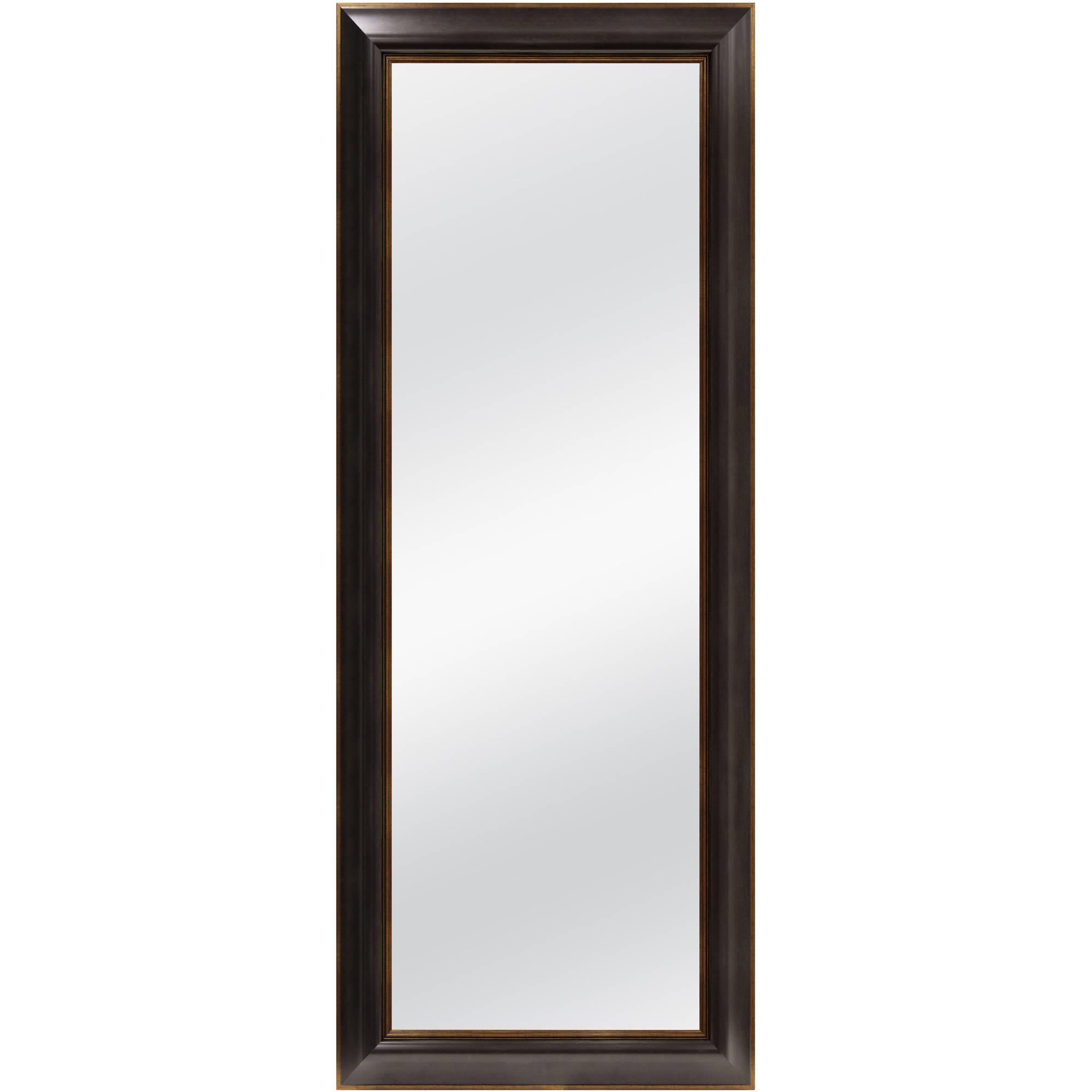 Better Homes & Gardens Bronze Full Length Floor Leaner Mirror - 27 X 70 inches