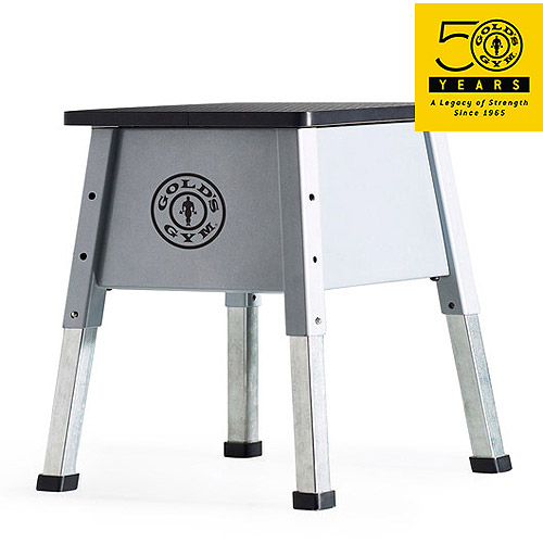 Gold's Gym Extreme Adjustable Plyometric Jump Box