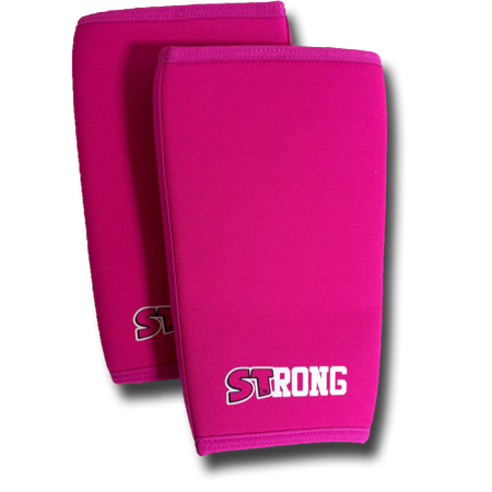 9d0a451db9 Slingshot STrong Knee Sleeves by Mark Bell (sold as a pair) - Pink, S -  Walmart.com