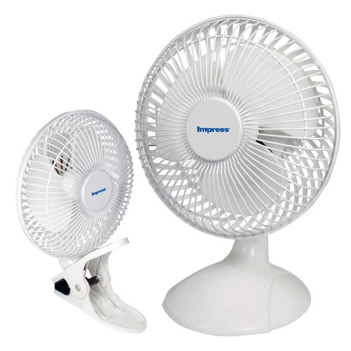 Impress 6-inch Dual Purpose Fan, IM-706DP