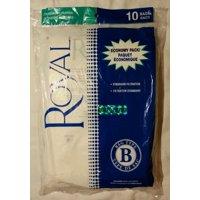 Royal Type B Vacuum Bags - 20-Pack