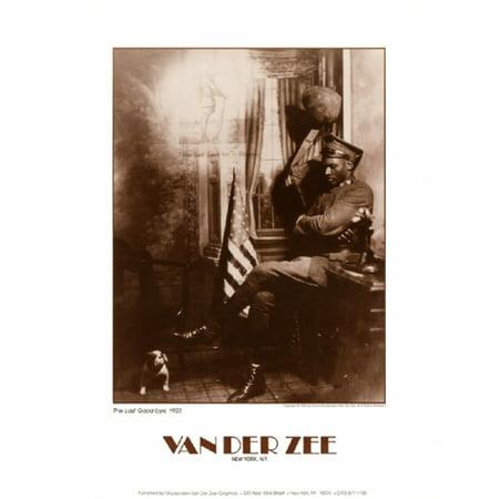 The Last Good-bye 1923 Poster Print by James Van Der Zee (11 x 14) 11 X 14 Van