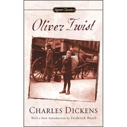 Oliver Twist: Or, The Parrish Boys Progress