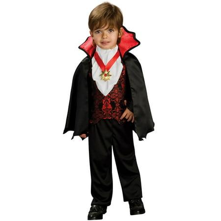 Transylvanian Vampire Toddler Costume (Toddler Vampire)