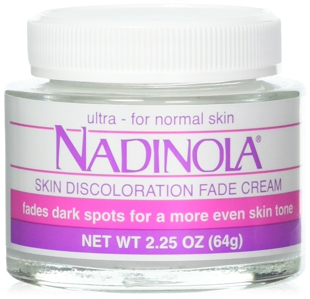 Nadinola Skin Discoloration Fade Cream for Normal Skin 2 ...