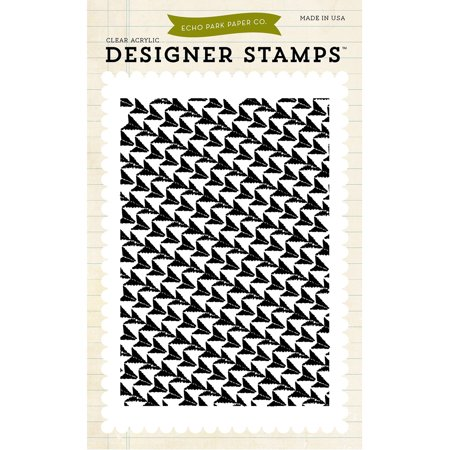 """Echo Park Stamps 4""""X6""""-Arrowheads - image 1 of 1"""