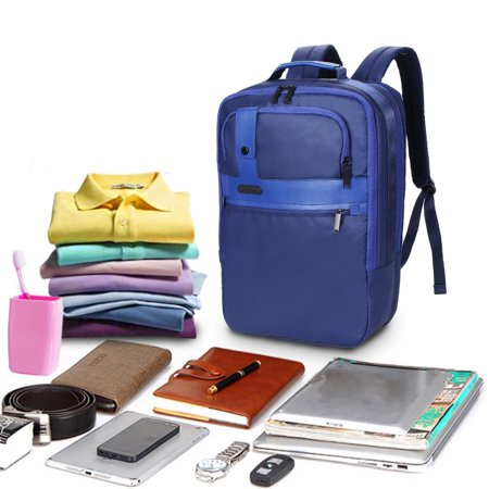 51ff89c8d15d Shopifystore - IFair Mall Unisex Oxford Waterproof Laptop Backpack Bookbags  Rucksack School Bag SPTE - Walmart.com
