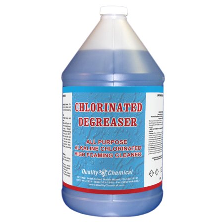 Chlorinated Degreaser and Cleaner - 1 gallon (128 (Best Degreaser For Kitchen Cabinets)