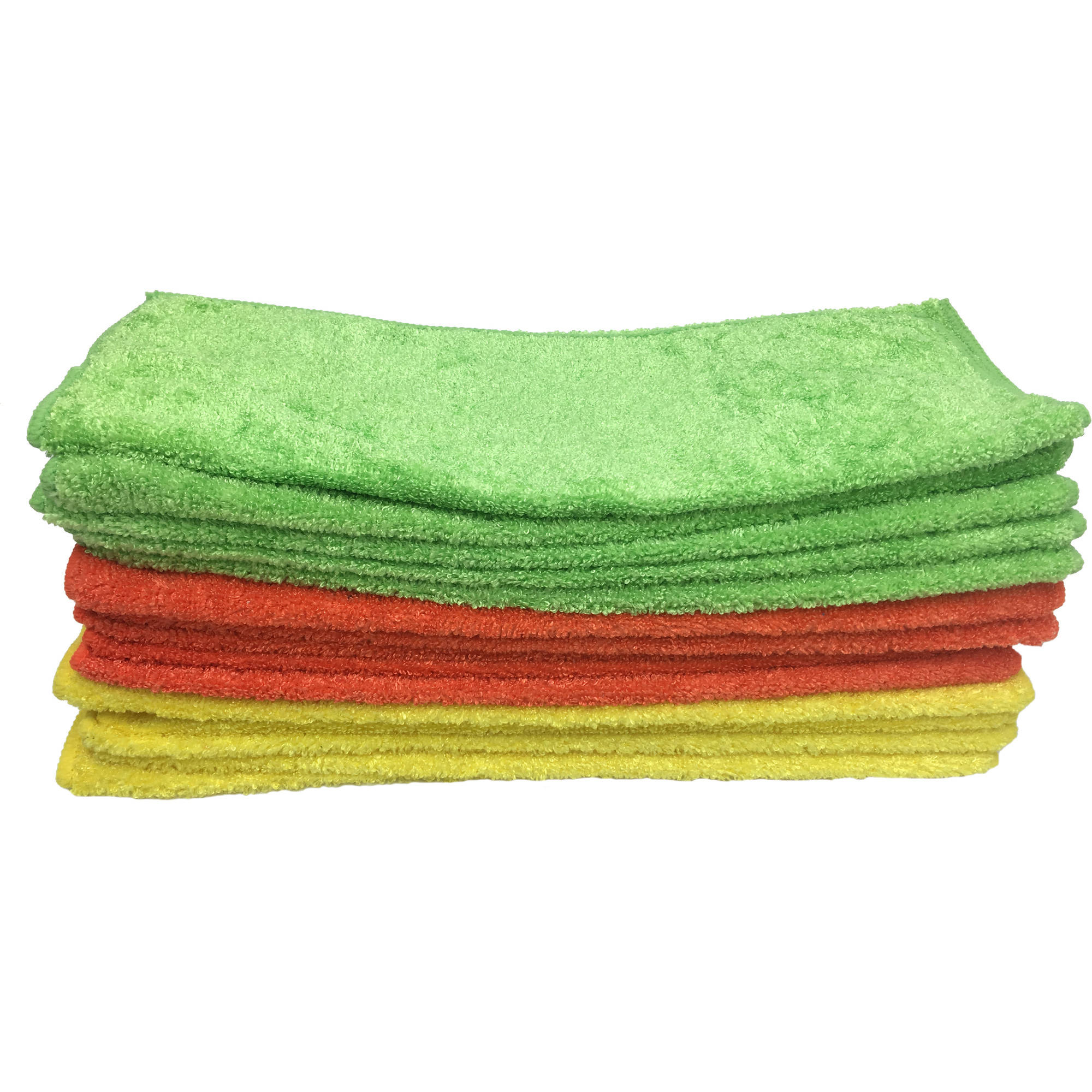 Viking Final Shine Microfiber Cleaning Towel, 15-Pack