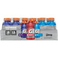 Gatorade Thirst Quencher Sports Drink Variety Pack, 12 Fl. Oz., 18 Count