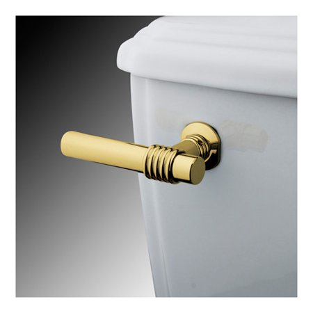 Kingston Brass Milano Toilet Tank Lever Brass Colonial Tank Lever