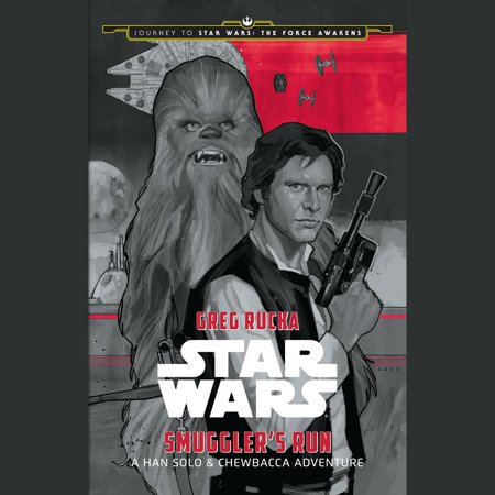 Journey to Star Wars: The Force Awakens Smuggler's Run: A Han Solo Adventure -