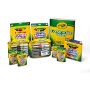 Crayola Ultimate Classroom Activity Pack, 180+ Pieces
