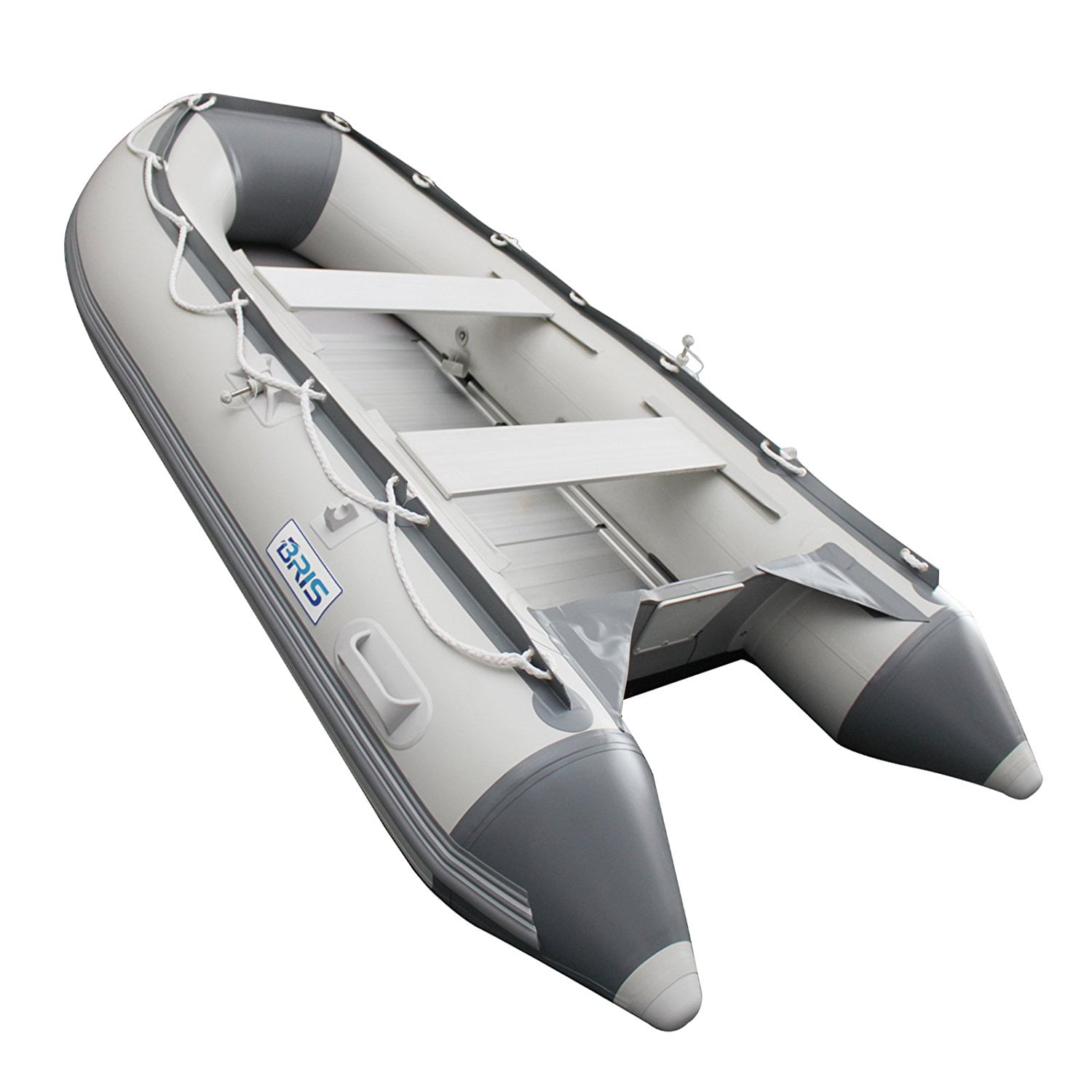 9.8Ft Inflatable Boat Dinghy Raft Tender Fishing Pontoon Boat by BRIS