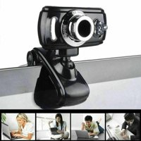 Full HD 1080P Webcam for OBS Live, Recording Web Camera with Built-in Noise Reduction Microphone, PC or Laptop Camera for Mixer Twitch Skype Xsplit YouTube