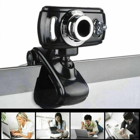 Full HD 1080P Webcam for OBS Live, Recording Web Camera with Built-in Noise Reduction Microphone, PC or Laptop Camera for Mixer Twitch Skype Xsplit YouTube Web Camera Server
