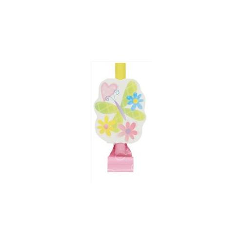 Unique Industries 23732 8 Count Cute Birthday Blowouts Pack of 12