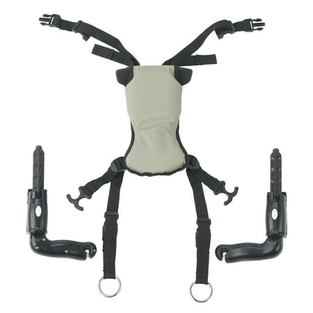 Inspired by Drive Trekker Gait Trainer Hip Positioner and Pad